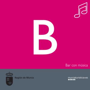 BAR CON MUSICA